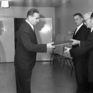 Kesko Oy:n tervehdys 1960