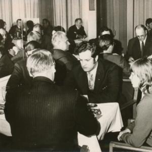 Autoalan liittojen yhdistymiskokous 1972