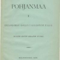 Pohjanmaa [Elektroninen aineisto] Etelä-Pohjanmaan suomalaisen kansanopiston julkaisu, osa 1